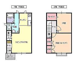 メゾン330[1階]の間取り
