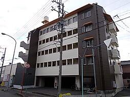 花原マンション[4階]の外観
