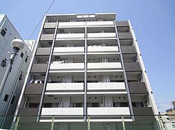 グランシャリオ江坂[4階]の外観