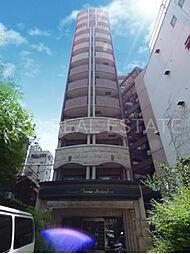 プレサンス天満ステーションフロント[10階]の外観