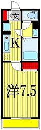 St.weave3[3階]の間取り