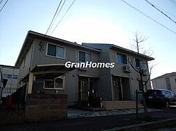 兵庫県神戸市西区小山の賃貸アパートの外観