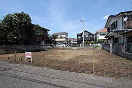 外観写真(2017年4月)撮影/「保谷」駅徒歩8分と駅近