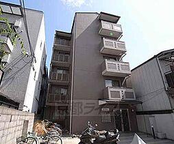 京都府京都市上京区大宮通上立売上る西入伊佐町の賃貸マンションの外観