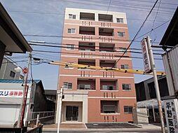 埼玉県春日部市粕壁3丁目の賃貸マンションの外観