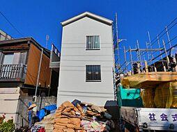 千葉県習志野市津田沼3の賃貸アパートの外観