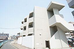 シミズアパートメント[1階]の外観