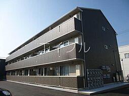 ディアコート・フジ[3階]の外観
