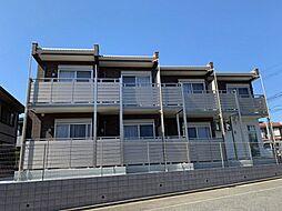 東急田園都市線 あざみ野駅 徒歩15分の賃貸アパート
