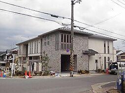 [テラスハウス] 京都府京都市北区西賀茂坊ノ後町 の賃貸【/】の外観
