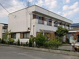 辻アパート[2階]の外観