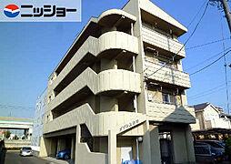メゾン上汐田[4階]の外観