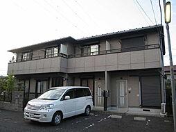 東京都江戸川区西小岩1丁目の賃貸アパートの外観