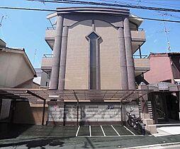 京都府京都市中京区西ノ京大炊御門町の賃貸マンションの外観