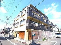 愛知県名古屋市北区生駒町7丁目の賃貸マンションの外観