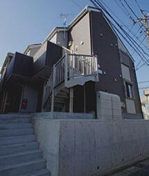 ヒルズ上星川 B棟[1階]の外観