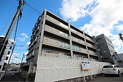 愛知県名古屋市港区宝神3丁目の賃貸マンションの外観