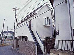 埼玉県さいたま市見沼区東大宮5丁目の賃貸アパートの外観