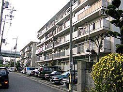 国土コーポ[5階]の外観