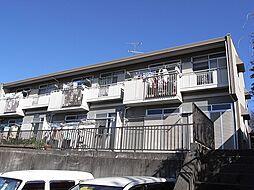 ハイツ松村[202号室号室]の外観