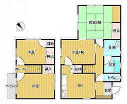 樫山駅 980万円