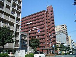 ライオンズマンション県庁前[6階]の外観