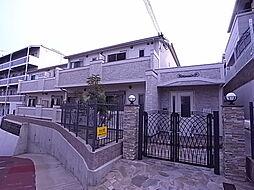 兵庫県神戸市垂水区五色山1丁目の賃貸アパートの外観