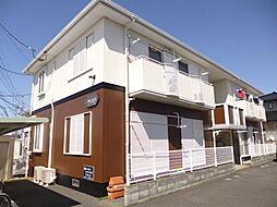 マロンハイツ3 202[2階]の外観