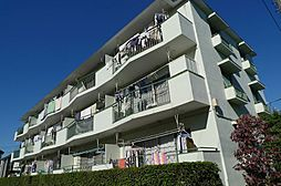 ハイツ白樺[3階]の外観