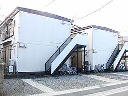 小田急ハイツ B棟[205号号室]の外観