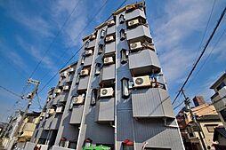 エムロード駒川[5階]の外観