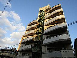 シティコート山坂[7階]の外観