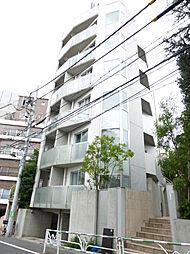 コートモデリア六本木[1階]の外観