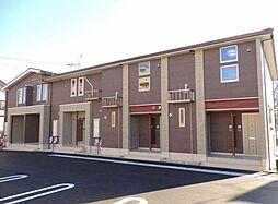 広島電鉄宮島線 楽々園駅 徒歩15分の賃貸アパート