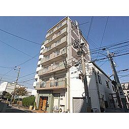 奈良県奈良市西木辻町の賃貸マンションの外観