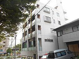 神奈川県横浜市神奈川区白楽の賃貸マンションの外観
