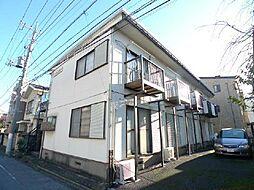 ファミーユ松戸[1階]の外観