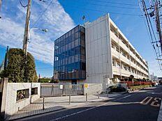 武蔵野市立 第三中学校まで856m