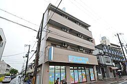 兵庫県尼崎市東塚口町1丁目の賃貸マンションの外観