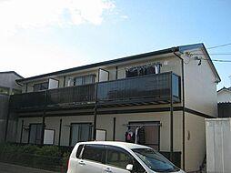 愛知県安城市小堤町の賃貸アパートの外観