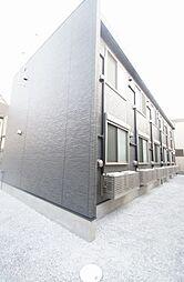 神奈川県川崎市川崎区渡田新町3丁目の賃貸アパートの外観