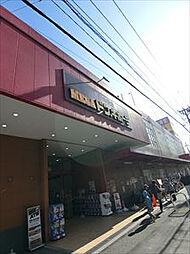 埼玉県草加市弁天2丁目の賃貸マンションの外観
