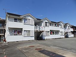 三重県伊勢市小俣町宮前の賃貸アパートの外観