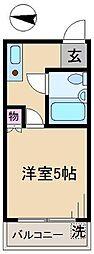 KSビル[3階]の間取り