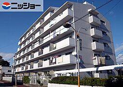 愛知県名古屋市西区枇杷島4丁目の賃貸マンションの外観