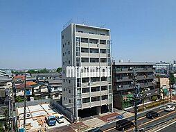 味仙第3マンション[3階]の外観