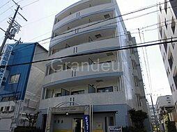 大阪府大阪市福島区大開3の賃貸マンションの外観