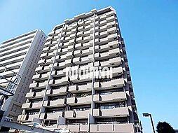 主税町シティハウス[8階]の外観