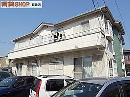 ミノハウス宮崎[202号室]の外観