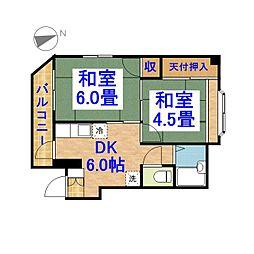 千葉中央駅 4.8万円